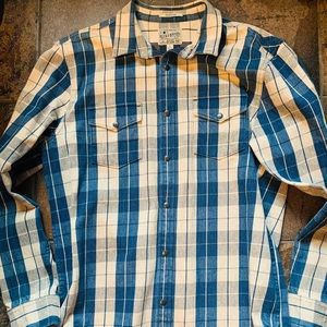 Lucky Brand Men's heavy button down
